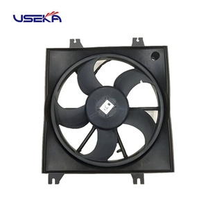 Superior Factory direct hot selling direct sales Car Radiator Cooling radiator fan For Hyundai Accent OEM 25380-25000