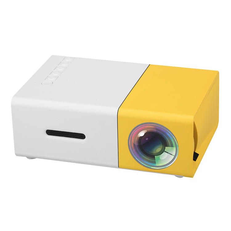 lowest price mini projector led home portable support usb vga
