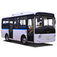 Guizhou Changjiang 6.6 meters new electric city bus for sale eletric passenger bus eletric bus bar made in China