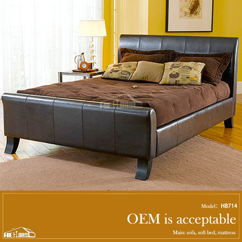 fiji bedroom furniture china wholesale queen size used bed frames hb714 - Wholesale Bed Frames