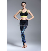 Wholesale New Style Women Fitness Yoga Pants Gym Running Outdoors wear