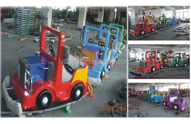 Outdoor playground equipment train tourist locomotive road train for sale