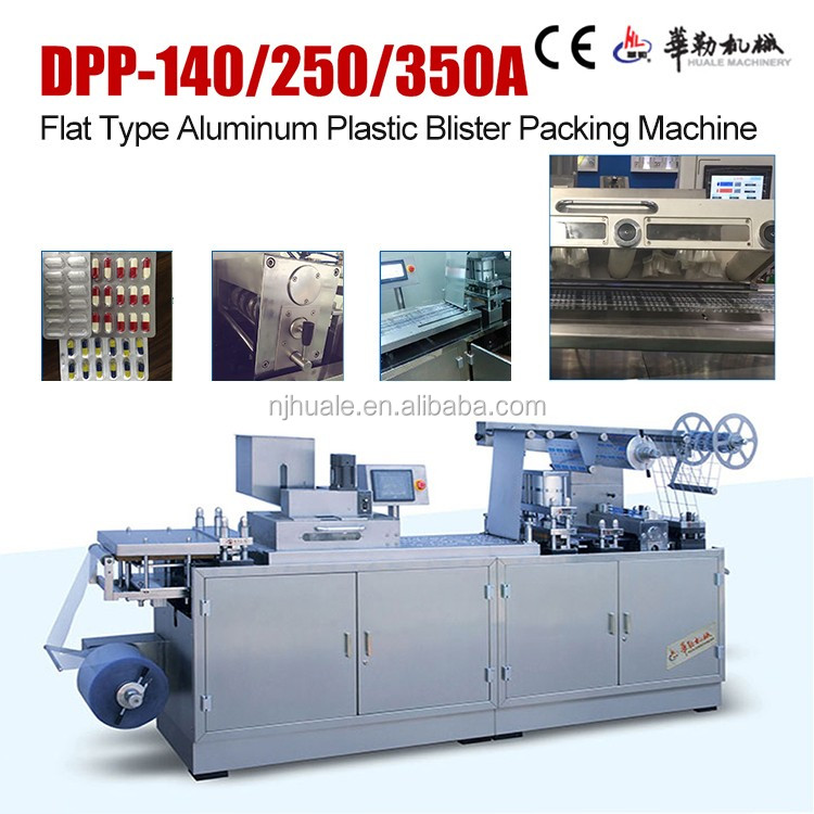 Good Price Plastic Blister Packing Machine For Small Scale Business