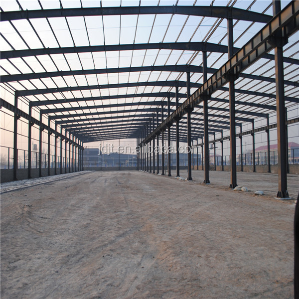 ready made steel rubber manufacturing warehouse construction