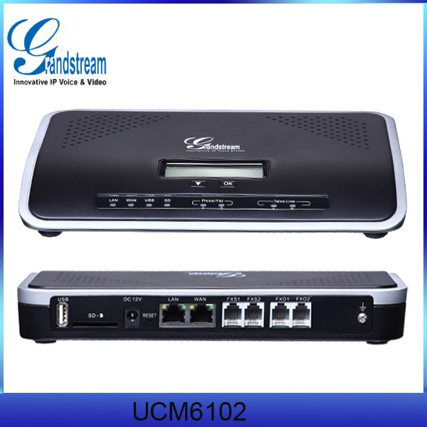 Grandstream Ucm6100 Mini Cheap Voip Pbx
