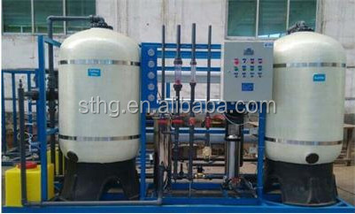Industrial Ro Plant Used Desalination Plant Wastewater