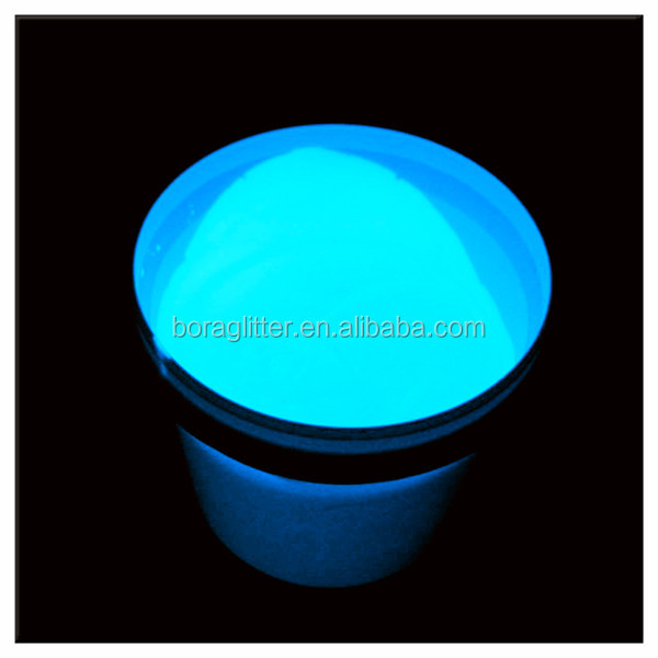 High Brightness Night Glow Powder Pigment