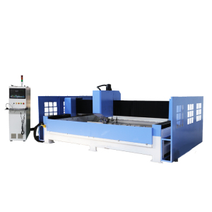 Export To UK Quartz Granite Stone Cutting Cnc Marble Polishing Machine
