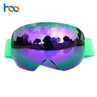 Factory Wholesale Helmet Compatible Snow Boarding Ski Goggles