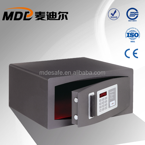 Biometric Fingerprint strong box Hotel Use Secure Safes in Hotel