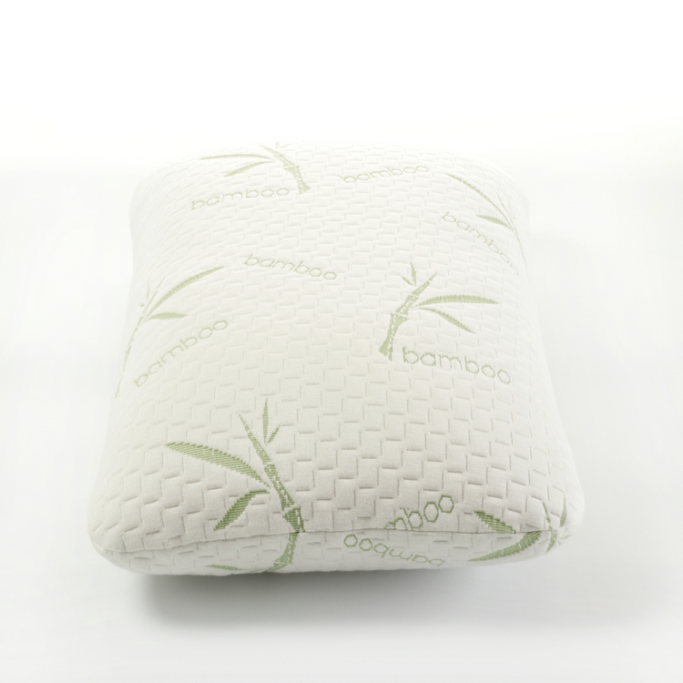 bamboo shredded memory foam pillow