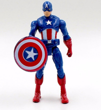 ACTION FIGURE like Captain America resin  hot sale wholesale and can be custom toys