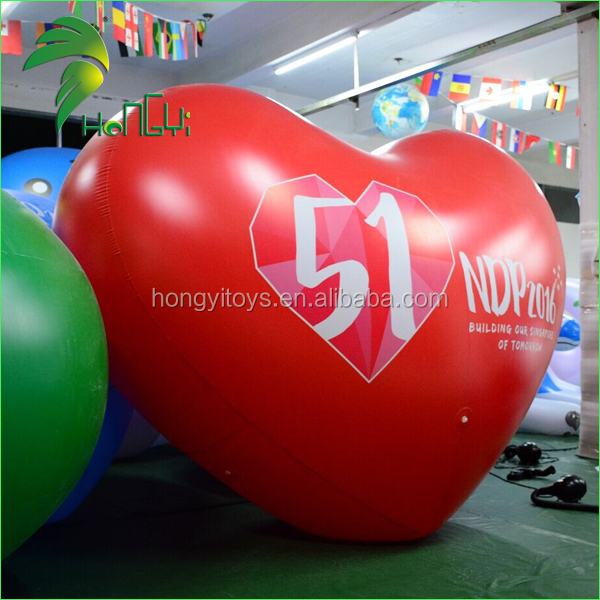 Inflatable Valentine Heart, Inflatable Valentine Heart Suppliers And  Manufacturers At Alibaba.com