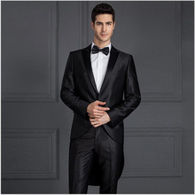 Evening dress custom made wedding mens tuxedo suits