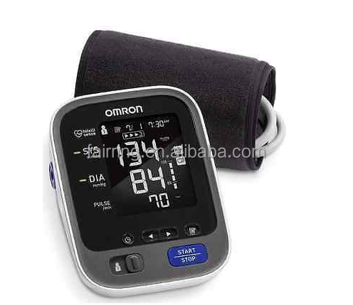 Full-Automatic Digital free omron Blood Pressure cuff Monitor, Heart rate monitor-JT-BP-006