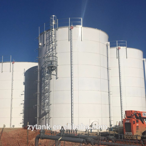 Methane gas generatorWater storage tank bolted steel tank Water Treatment Project