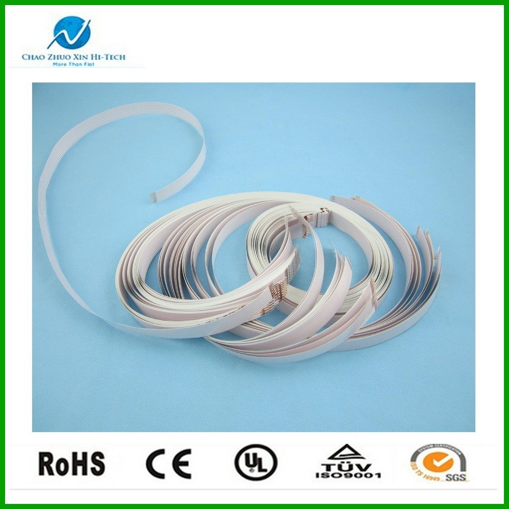 5 pin airbag ffc cable for car spring clocking
