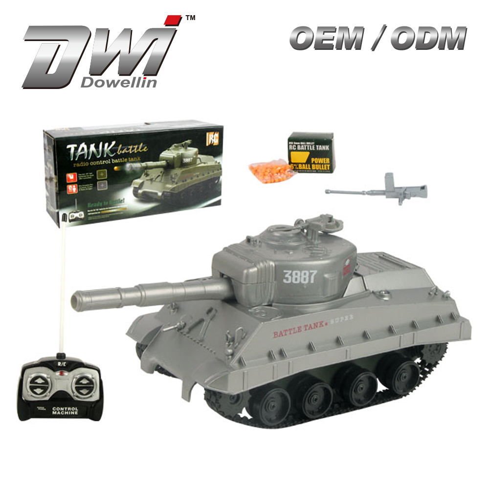2.4g Rc 1:16 Machine Remote Control 6/4 Wheel Drive Tracked Off-road Military Rc Electric Toy For Children Home Appliance Parts