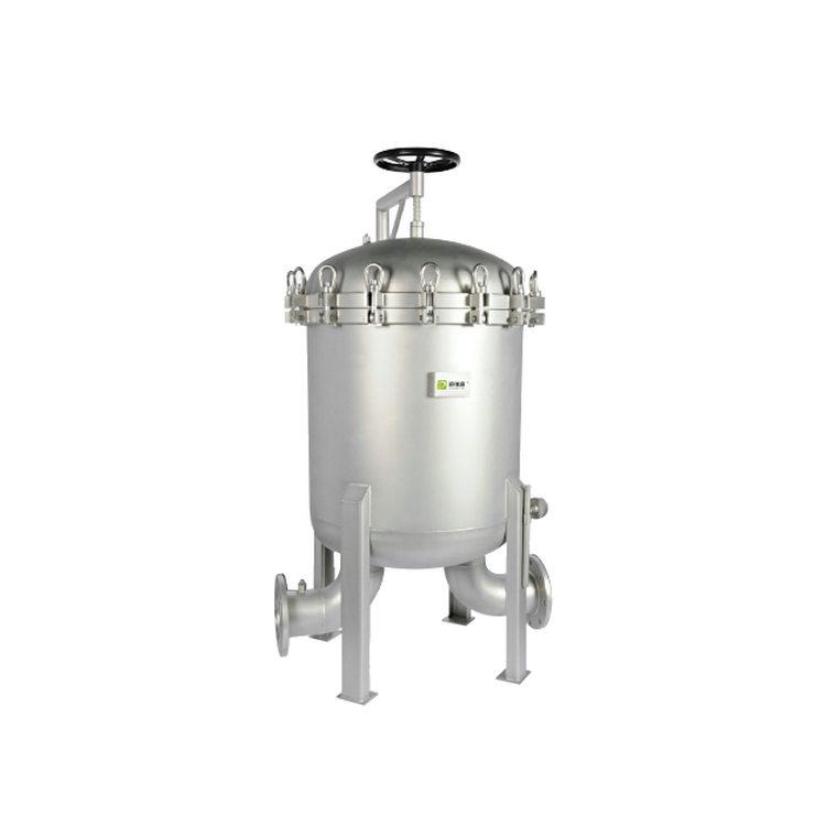 Liquid Bag Filter Systems and Water Filter Housing use for Amine Liquid And Glycol Filtrate