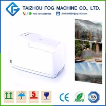 Water Saving Low Cost Greenhouse small size cooling good atomization face water mist sprayer