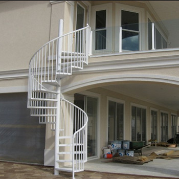 Prefabricated Spiral Stairs Design Outdoor Buy Stairs