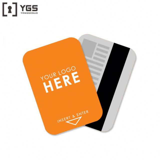 YGS contactless smart card