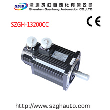Professional High Torque 2000W AC Servo Motor and Driver