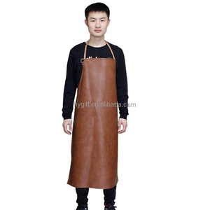 oil proof acid and alkali resistant and waterproof industrial pvc apron