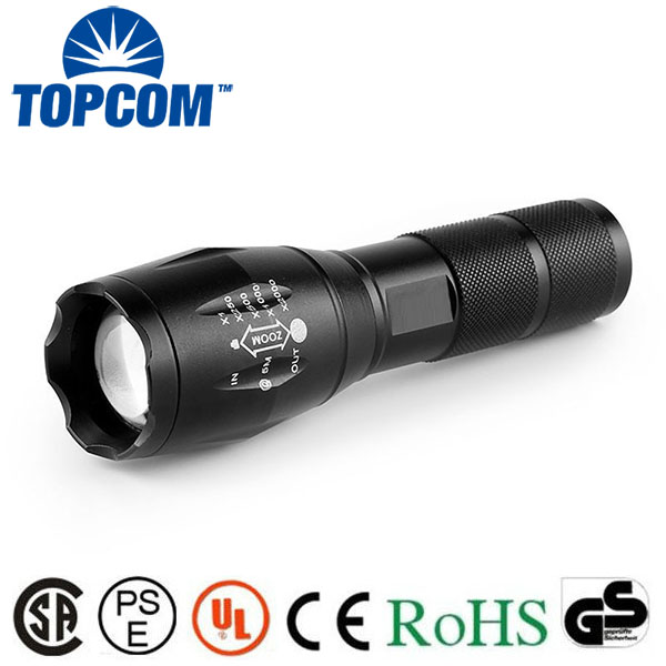 Wholesales High Quality G 700 Tactical Military Flashlight Torch G700 Camouflage Color Available