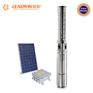 4 inch centrifugal solar water pump system 12V price list for agriculture
