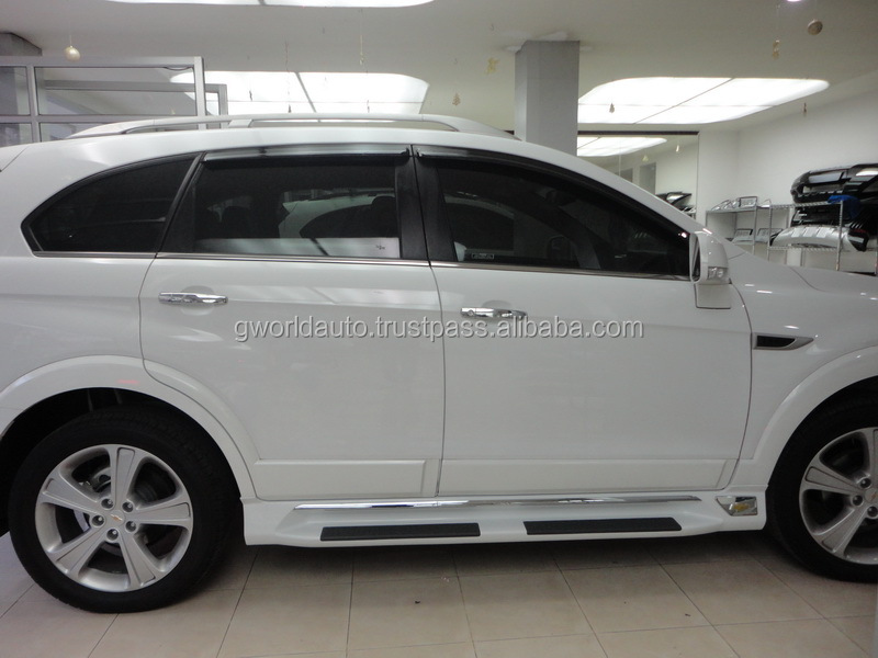 Chevrolet Captiva Side Step Limited Edition 1 Pair Buy Chevrolet
