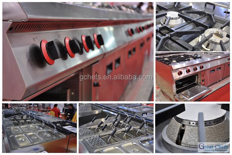 Restaurant Kitchen Oven italian restaurant kitchen design / commercial kitchen equipment
