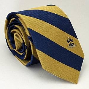 Pi Kappa Phi Fraternity Stripped Neck Tie