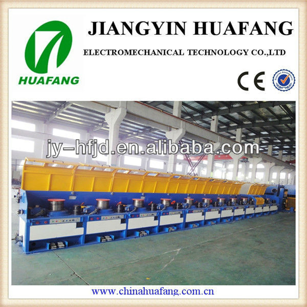 Bull block high carbon wire drawing machine for sale