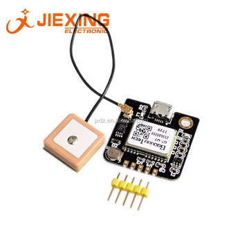 GT-U7 GPS module navigation satellite positioning compatible NEO-6M 51 single chip microcomputer STM32 for Arduino