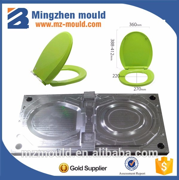 New design restaurant plastic armless toilet mold/ full pp silla/ plastic stacking toilet mould for indoor and outdoor use