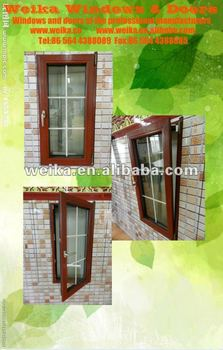 High quality windows,awning window tilt & turn windows,aluminium open window