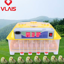 V-48 Small eggs Automatic chicken, High hatching rate Incubator for sale,