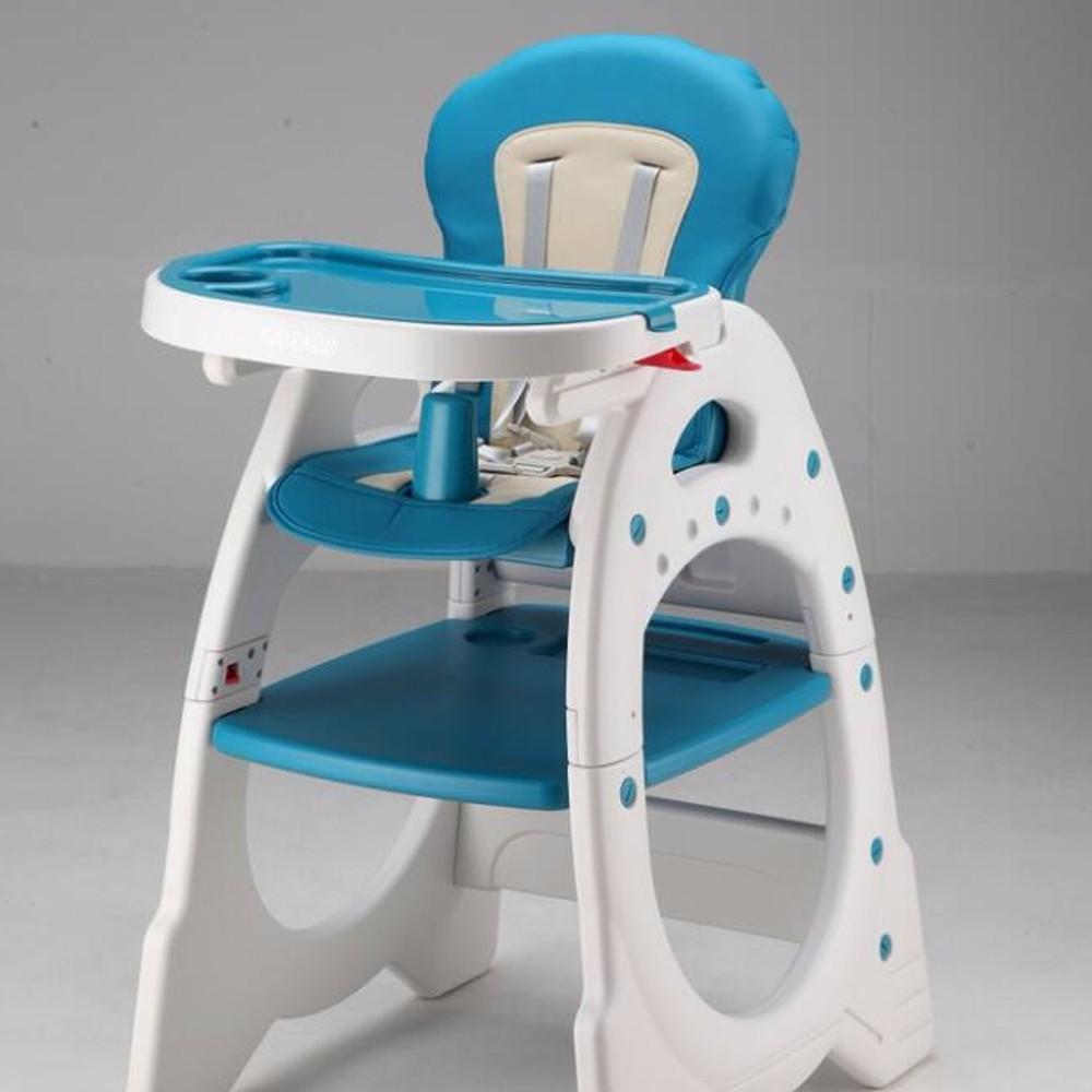 EN14988 aprobado silla bebé cena 3 en 1 niños muebles silla de bebé ...