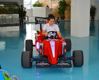 factory price Full size F1 driving car game machine simulator for indoor and outdoor park