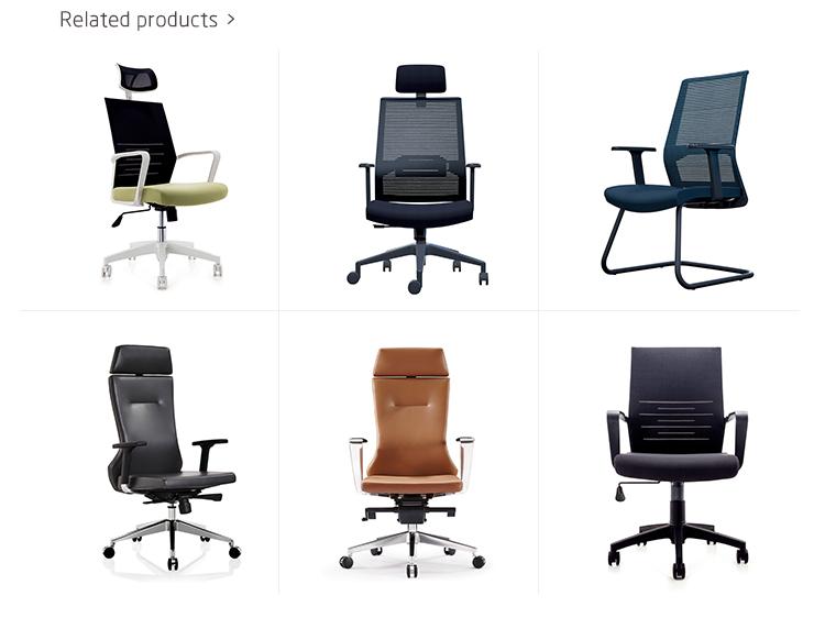 Presidenziali mobili massaggio ufficio scrivania del computer sedia