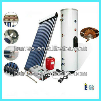2014 New Types Split High Presure Solar Water Heater,Solar Hot ...