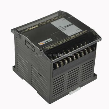 manufacturer 100% simulator plc controller transistor/relay output PLC with RS485