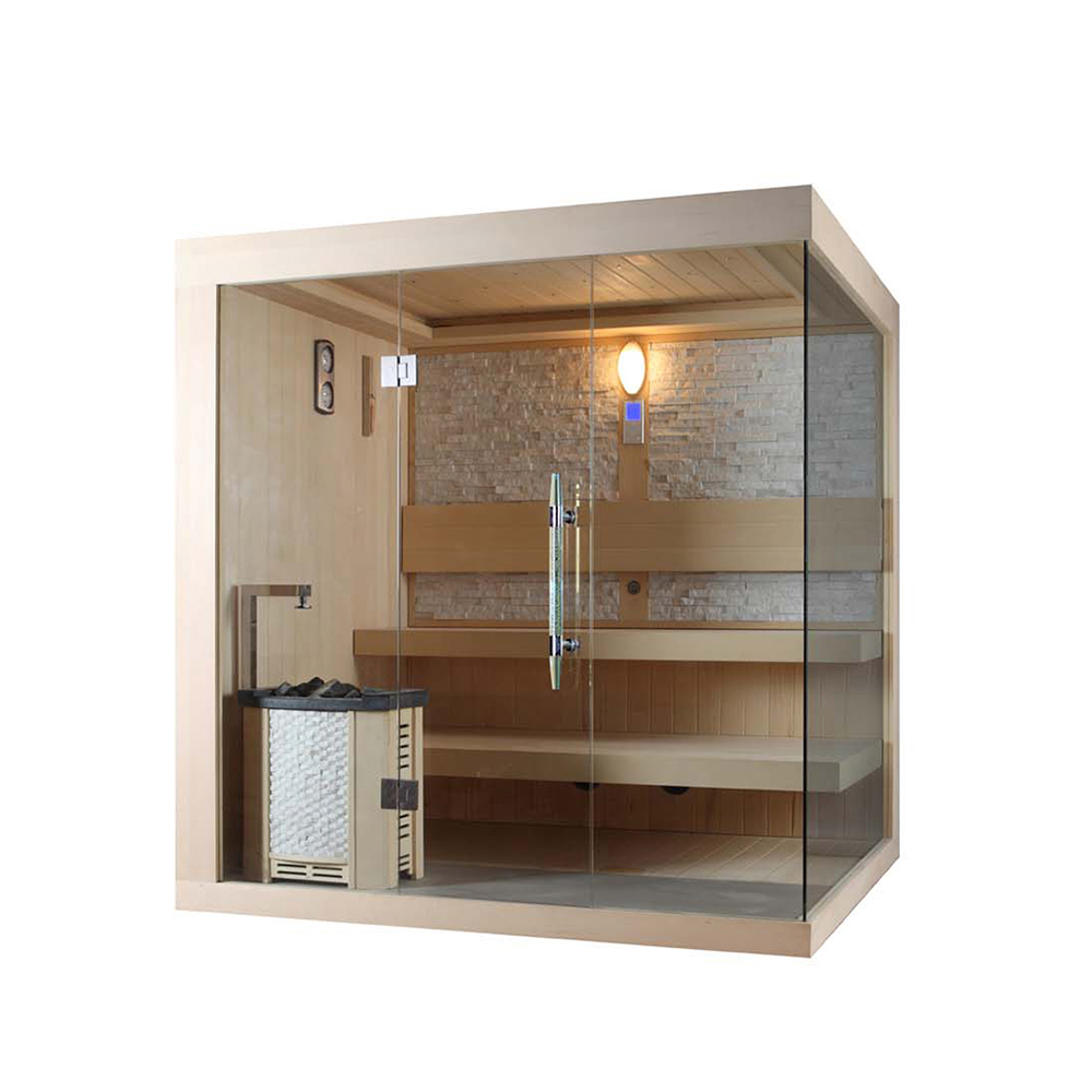Mini indoor hs-sr1245l traditionele sauna droge, russisch sauna
