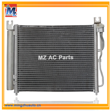 Condenser Coil With Price For Picanto Car AC Cooling Coil Condenser