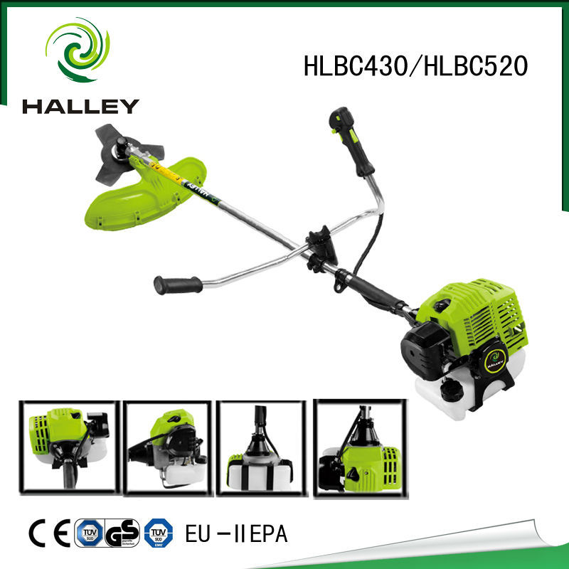 Halley new garden tools gas grass trimmer clearance 52cc for sale