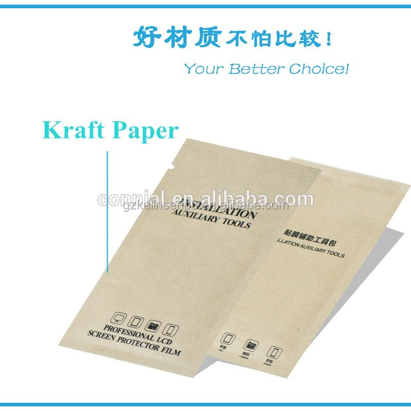 OPULA superfine Installation accessories cleaning kit for screen protector in china factory