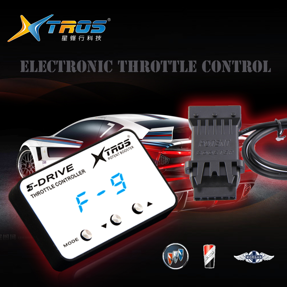Fast Speed Acceleration Car Performance Parts 5-drive Potent Booster  Throttle Booster Controller Smart Car For Toyota Yaris - Buy Throttle  Booster