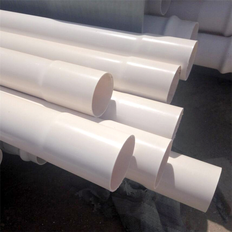 Cheap Price of 600 mm Diameter Rigid PVC U Drainage Pipes in China