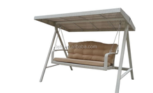 outdoor furniture rattan Swingasan chair of double chair